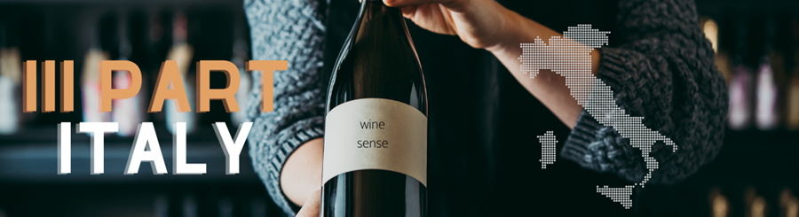 Three Part Italian Wine Classes