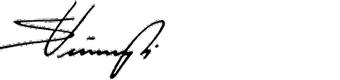 Signatur Stephan Vögeli
