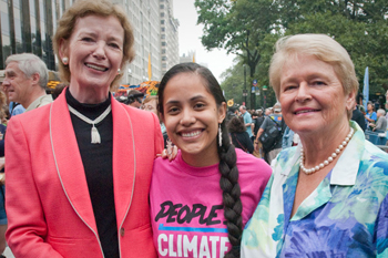 Mary Robinson gender equality
