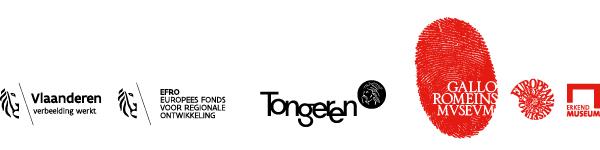 Footer met alle logos