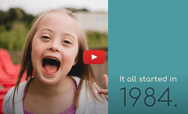 From DSG to Down Syndrome Innovations!