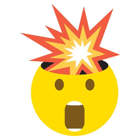 Mind Blown   Tomi Vollauschek's Mind Blown emoji