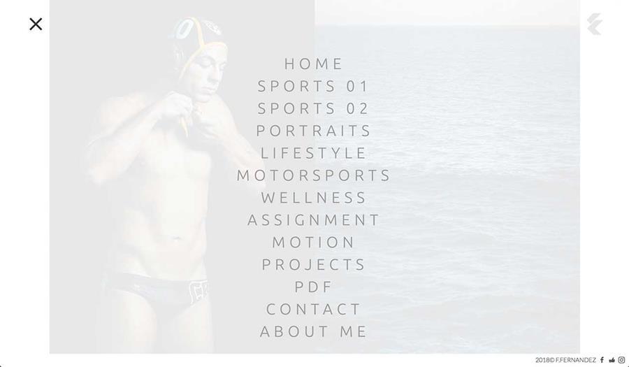 Fab Fernandez Website