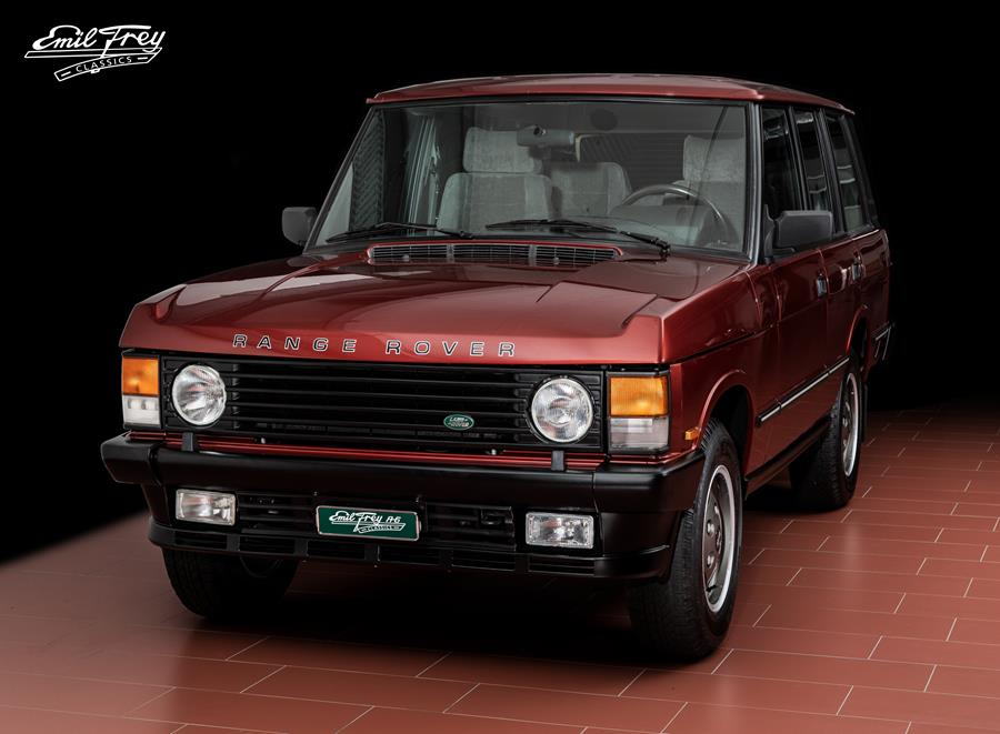 Land Rover Range Rover 3.9 Vogue Plus 1989