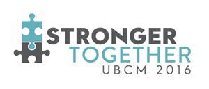 2016 UBCM Convention logo