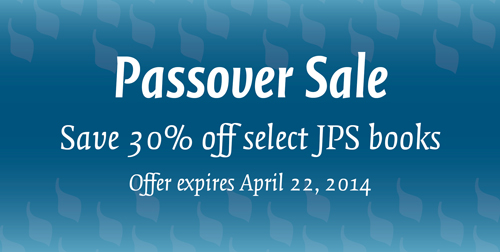 Passover Book Sale