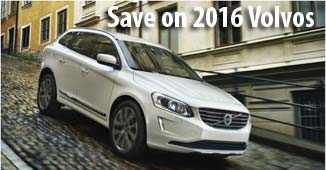 Save on 2016 Volvos Photo