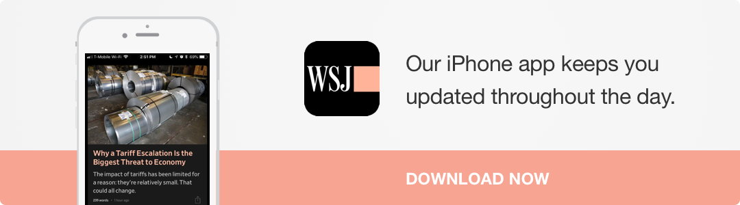 Our iPhone app keeps you updated throughout the day. Download now.